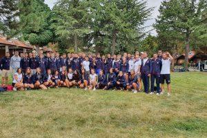 Балканско првенство 2021 — Зведин тим веслача