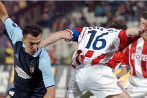 Детаљ са двомеча између Звезде и Браге 2005.